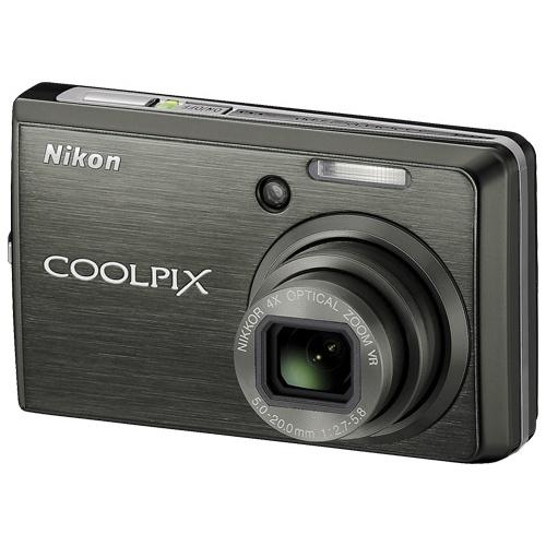 Nikon CoolPix S600 black