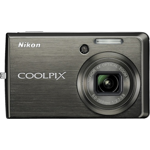 Фото Nikon CoolPix S600 black