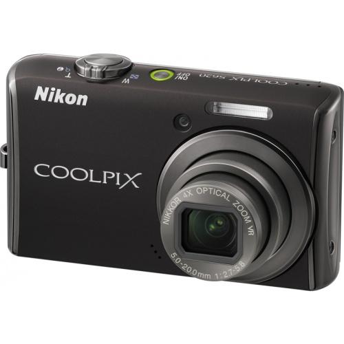 Nikon Coolpix S620 calm black