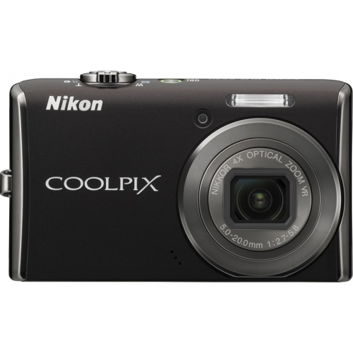 Фото Nikon Coolpix S620 calm black