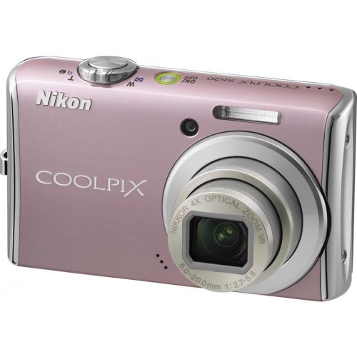 Nikon Coolpix S620 precious pink