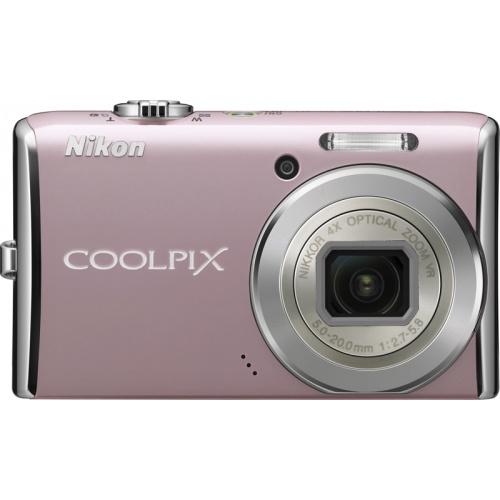Фото Nikon Coolpix S620 precious pink
