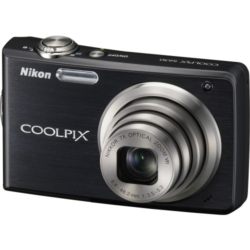 Nikon Coolpix S630 black