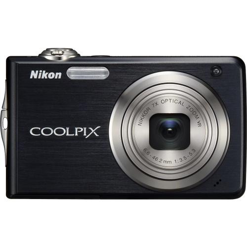 Фото Nikon Coolpix S630 black