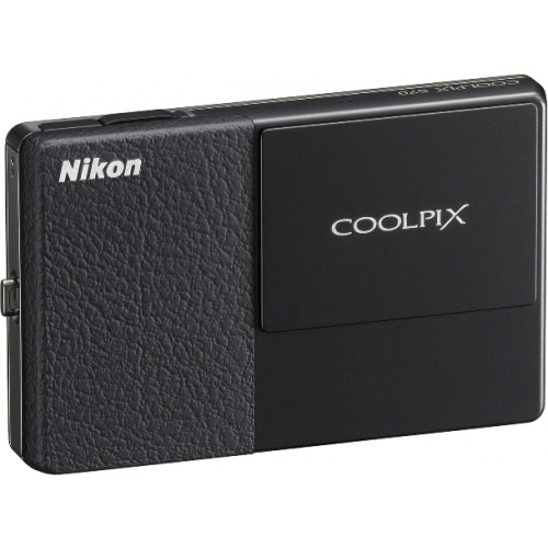 Фото Nikon CoolPix S70 black