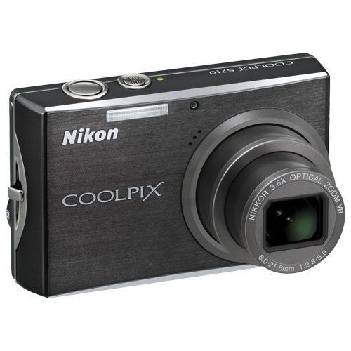 Фото Nikon Coolpix S710 grey