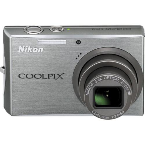 Nikon Coolpix S710 silver