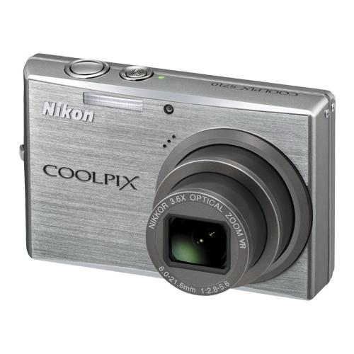 Фото Nikon Coolpix S710 silver