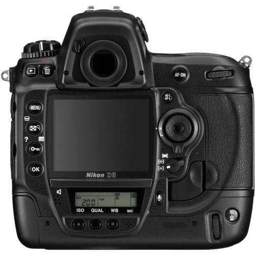 Фото Nikon D3 (body)
