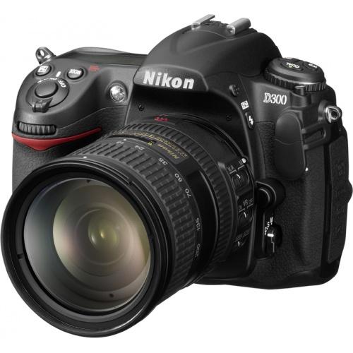 Nikon D300 (kit 18-200)