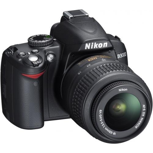 Фото Nikon D3000 (Kit AF-S DX 18-55 VR)
