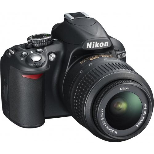 Nikon D3100 (Kit 18-55 VR)