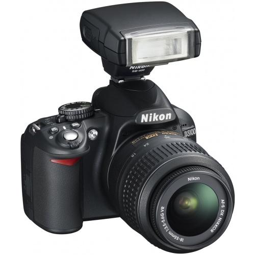 Фото Nikon D3100 (Kit 18-55 VR): mobimanual.com/nikon-d3100-kit-18-55-vr.html