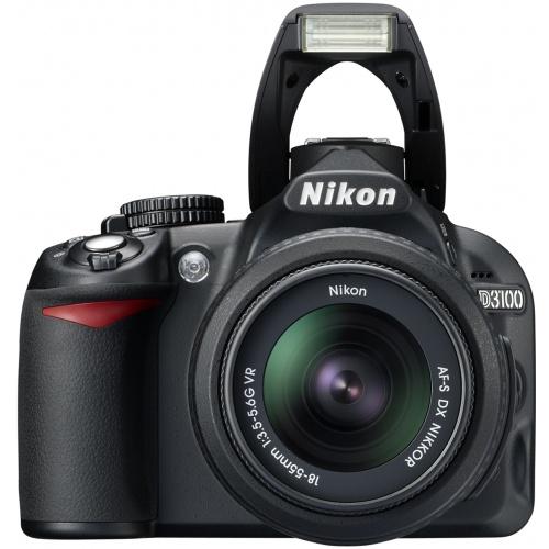 Фото Nikon D3100 (Kit 18-55 VR)