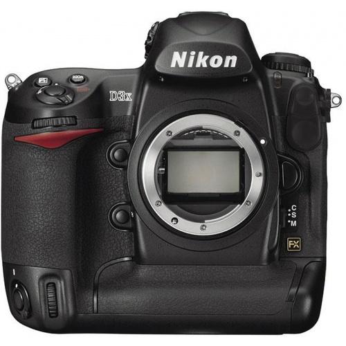 Фотография Nikon D3x (body)
