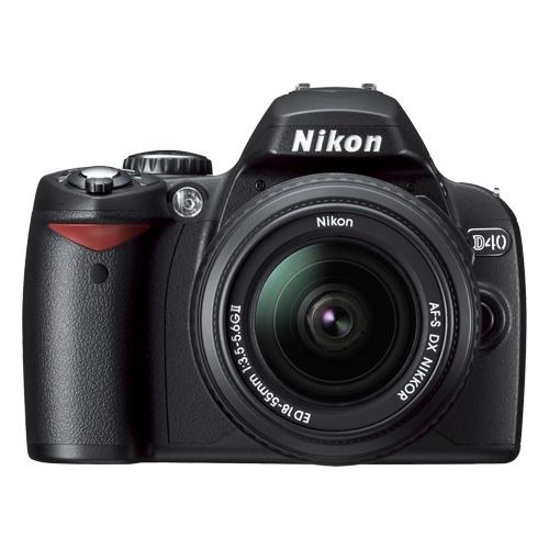 Nikon D40 (kit 18-55)