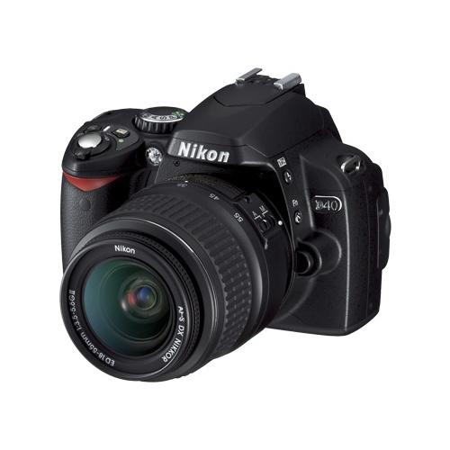 Фото Nikon D40 (kit 18-55)
