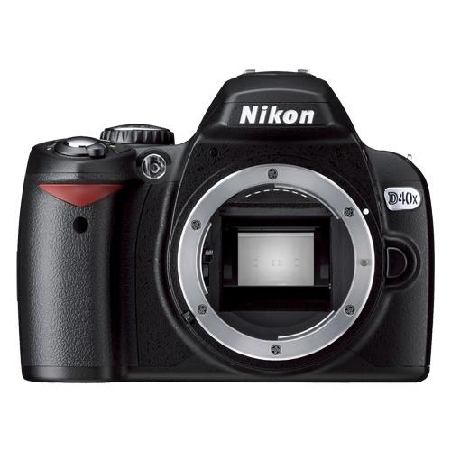 Фотография Nikon D40x (body)