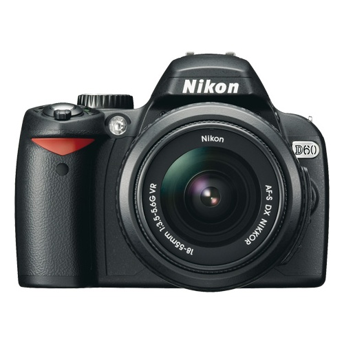 Nikon D60 (kit 18-135)
