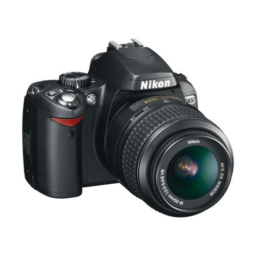 Фото Nikon D60 (kit AF-S DX 18-55 VR)