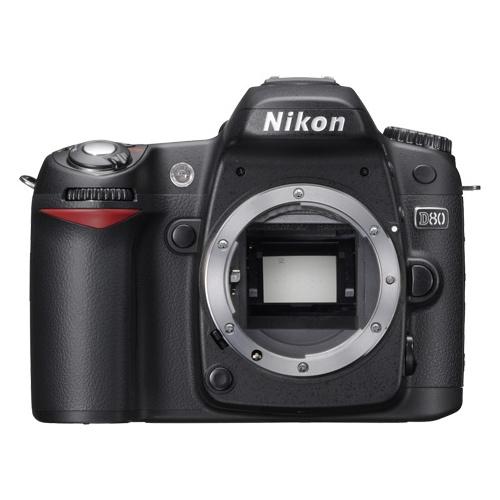Nikon D80 (body)