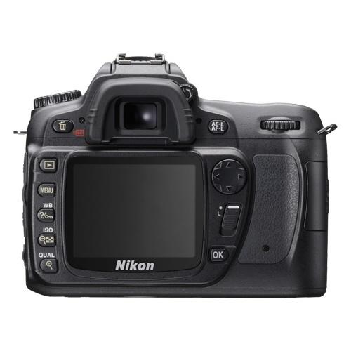 Фото Nikon D80 (body)