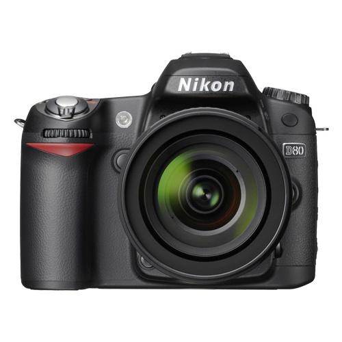 Nikon D80 (kit 18-135)