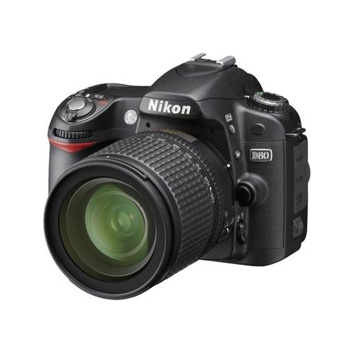 Nikon D80 (kit 18-70)
