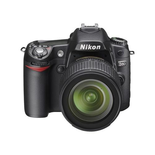 Фото Nikon D80 (kit 18-70)