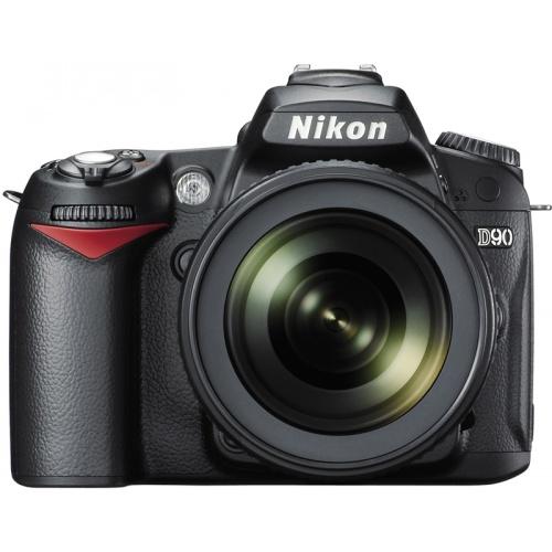 Nikon D90 (kit 18-105)
