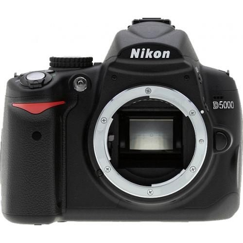 Фотография Nikon D5000 (body)