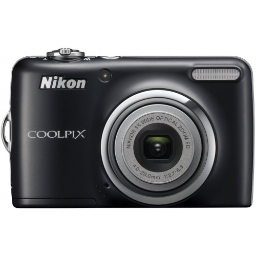 Фотография Nikon Coolpix L23 black