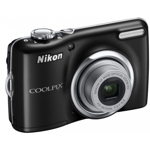 Фото Nikon Coolpix L23 black