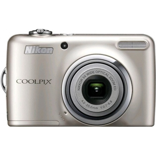 Nikon Coolpix L23 silver