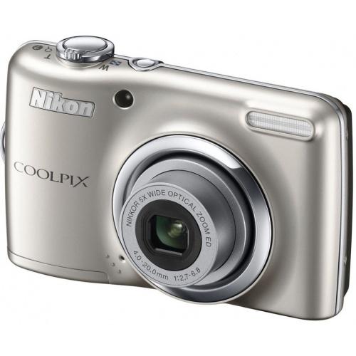 Фото Nikon Coolpix L23 silver