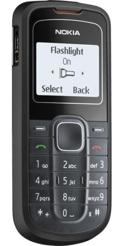 Nokia 1202 black