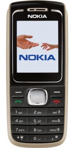 Nokia 1650 black