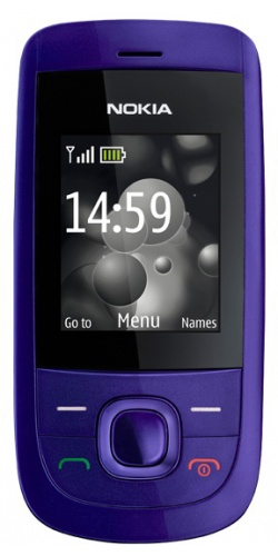 Nokia 2220 slide dark blue