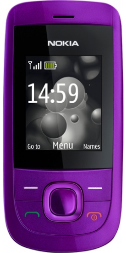 Nokia 2220 slide purple