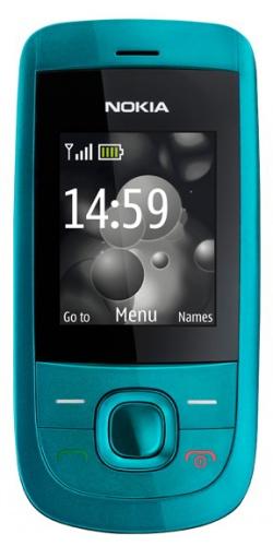 Nokia 2220 slide turquoise