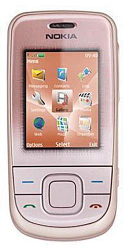 Nokia 2680 slide pink