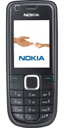 Nokia 3120 Classic graphite