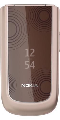 Nokia 3710 fold pink