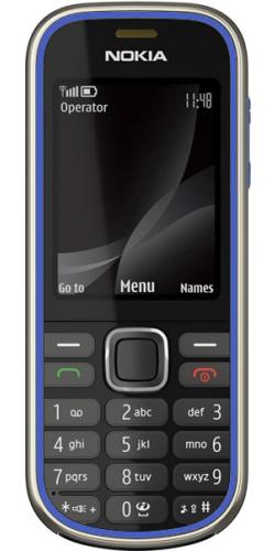 Nokia 3720 classic blue