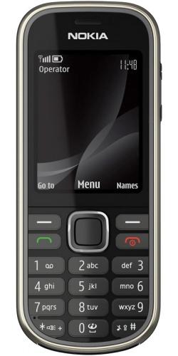 Nokia 3720 classic modern grey
