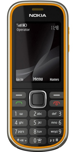 Nokia 3720 classic orange