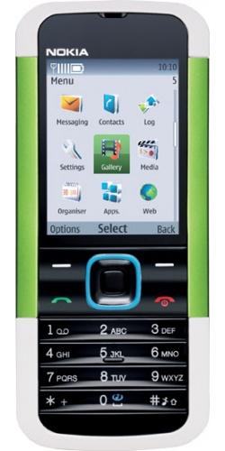 Nokia 5000 cyber green