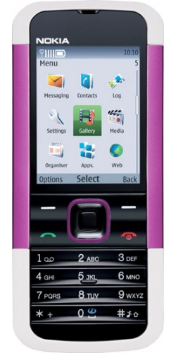 Nokia 5000 perfect purple