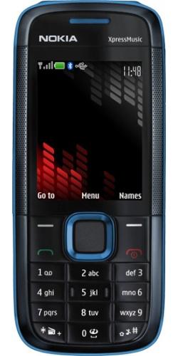 Nokia 5130 XpressMusic blue