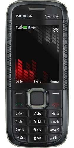 Nokia 5130 XpressMusic silver